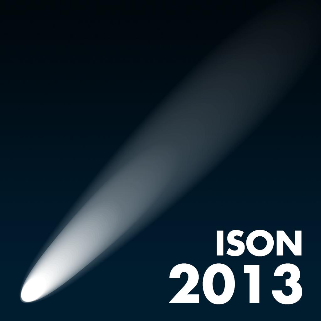 アイソン彗星を見よう